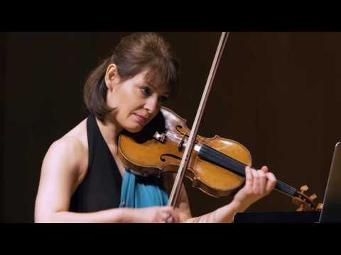 Irina Muresanu performs Vak by Shirish Korde