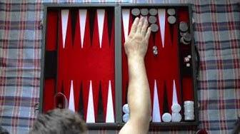 #4 Backgammon & Tavla -  Abtragen  (bear off)