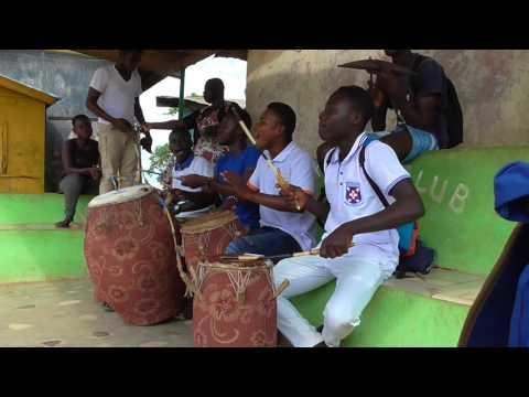 Adinkra at Nkabom Festival Ghana 2017