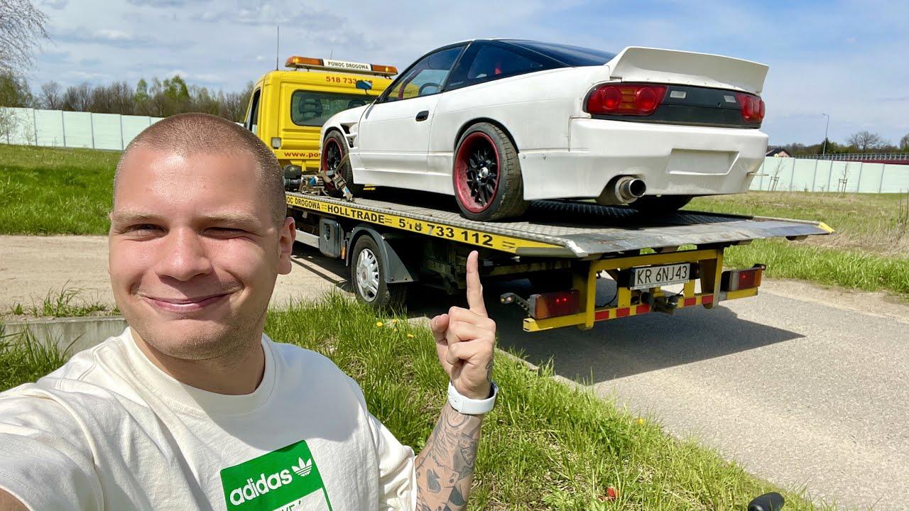 Budowa Białego Nissana S13! *10 000 zł dla widza wydane!*
