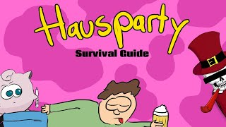 Hausparty - Tommys seriöse Survival Guides