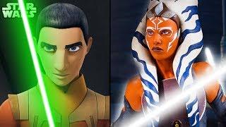 How Ahsoka and Ezra WILL Be in the Mandalorian - Star Wars Explained
