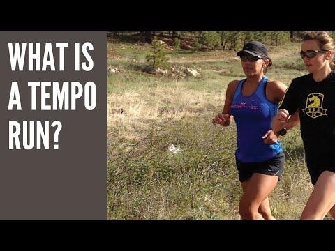 Tempo Runs - McMillan Running