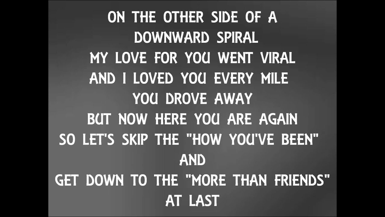 Train - Drive By Lyrics - YouTube