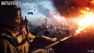 Топ 5 литералов по игре (Battlefield 1)