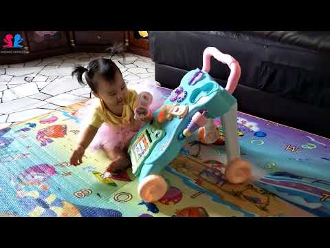 Baby Walker With Educational and Musical Toys