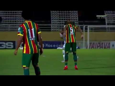 Gols Bragantino 2 x 1 Sampaio Corrêa  Brasileirão Série B 06 09 2016