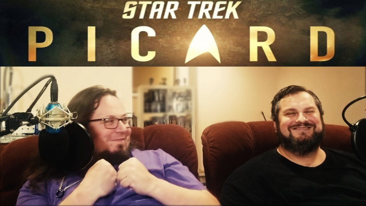 Rant and Watch Engages with Star Trek Picard - Episode 2 [SPOILERS!]