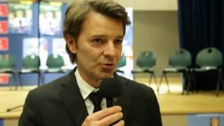 "François BAROIN : ""Nadine Morano incarne bien la fibre militante"""