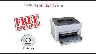 Samsung ML 2240 | Free Drivers