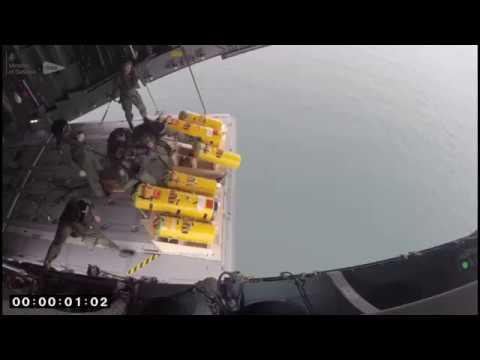 Atlas A400M air-sea rescue