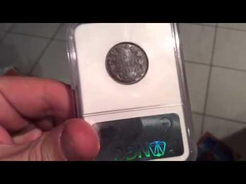 5 lepta 1851 King OTTO GREECE