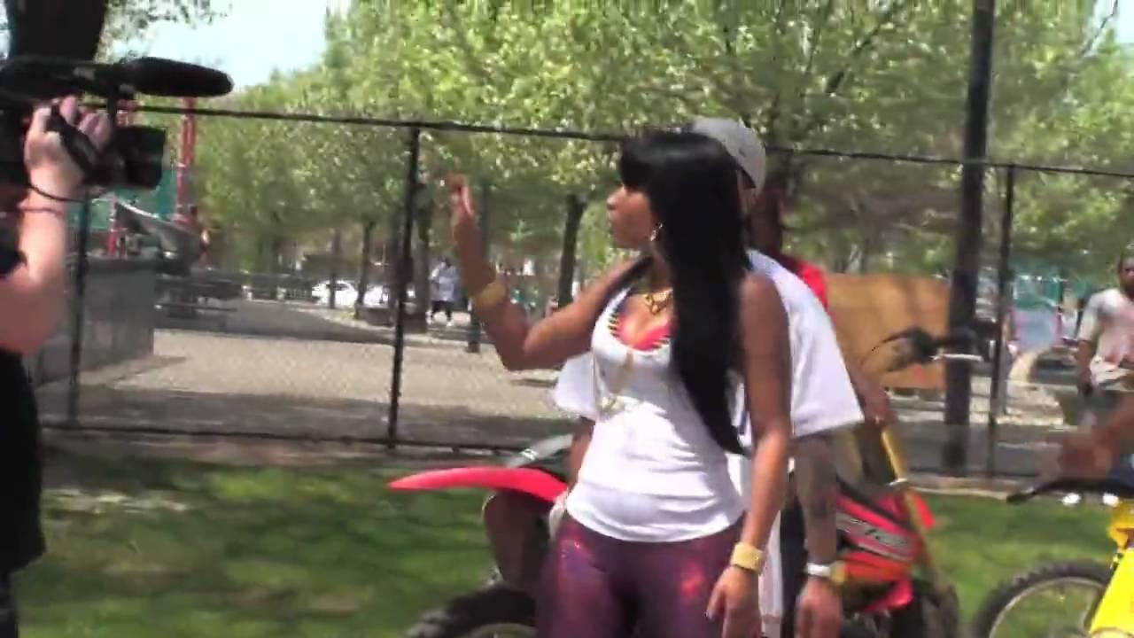 Nicki Minaj Go Hard Official Video Youtube