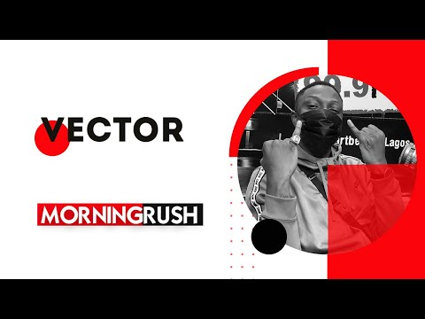 Vector live on the #MorningRush