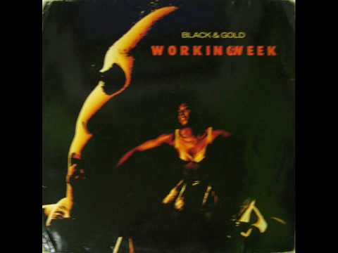 Working Week - Black  and Gold - Holding On.wmv