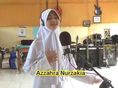 "Cover fathin shidqia kekasihmu ""Azzahra Nurzakia"""
