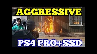 PUBG   PS4 PRO + SSD GAMEPLAY   1034/1500 CONSOLE WINS