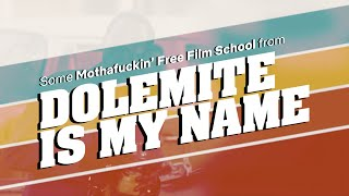 Dolemite Is My Name Takes Us To Film School | Netflix