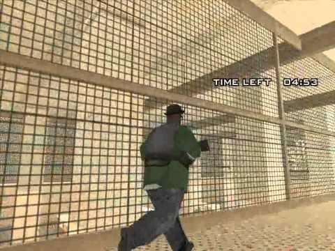 GTA San Andreas DYOM: (Ryder Nigga) - End Of The Line (Big Smoke Wins)
