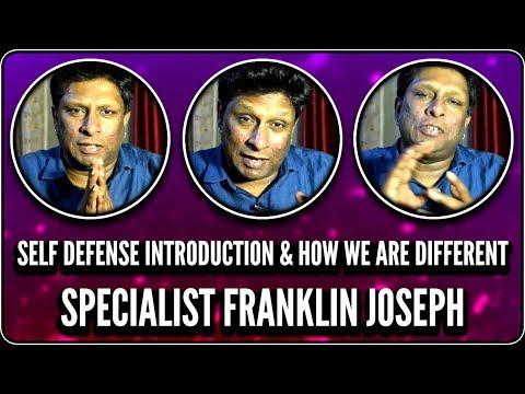 Intro to BadAzz Krav Maga Self Defense Military Combat Academy by Specialist Guru-ji Franklin Joseph