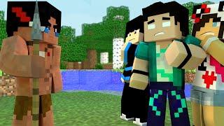 Minecraft: ISOLADOS - #22 O ÍNDIO É PERIGOSO!