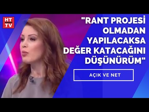Kanal İstanbul için ne düşünüyor? Nagehan Alçı yanıtladı