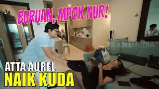 Janjian Naik Kuda | ATTA AUREL TEMAN TAPI CINTA (24/10/20 Part 1