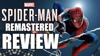 Marvel's Spider-Man Remastered PS5 Review - The Final Verdict (Video Game Video Review)