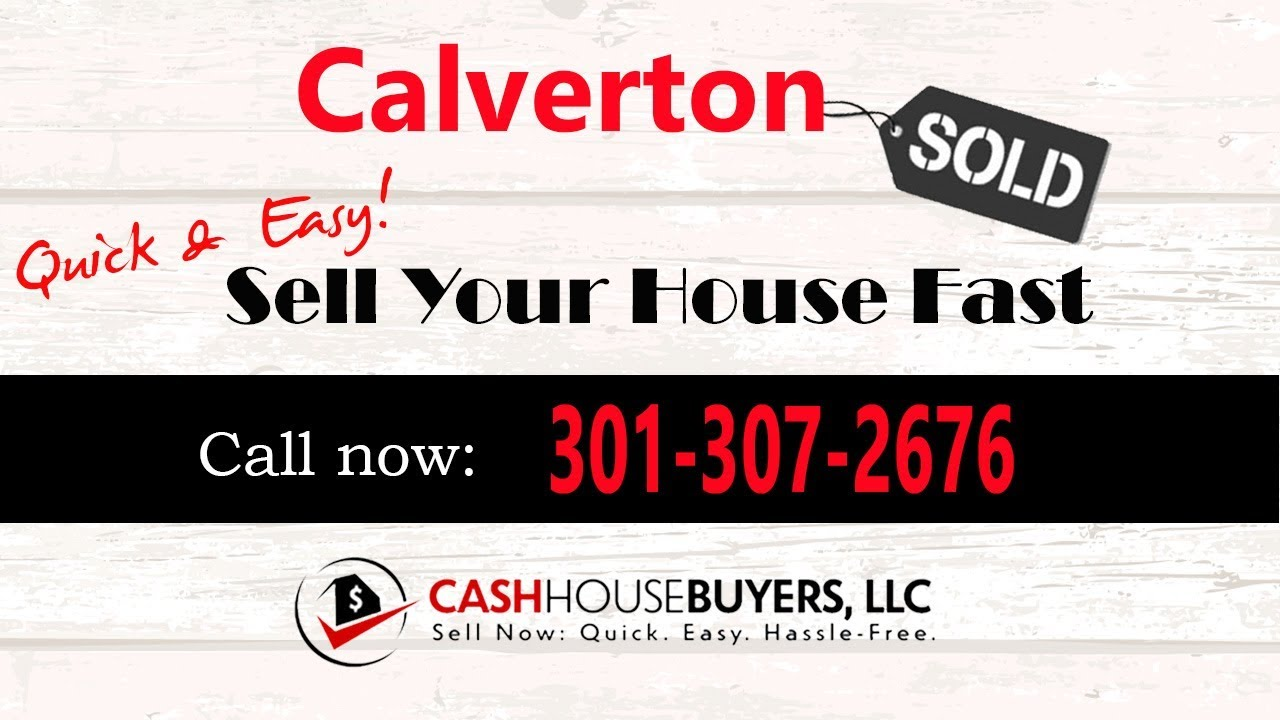 HOW IT WORKS We Buy Houses Calverton MD   CALL 301 307 2676   Sell Your House Fast Calverton MD