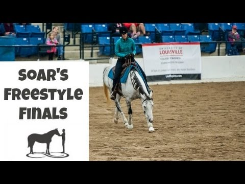 Soar and Lindsey Partridge in the Freestyle Finals at the TB Makeover 2015