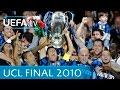 Inter v Bayern 2010 UEFA Champions League final highlights