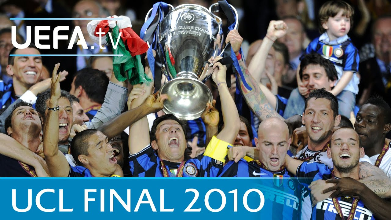 UEFA Champions League: Inter V Bayern: 2010 UEFA Champions League Final