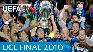 Inter v Bayern: 2010 UEFA Champions League final highlights