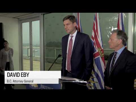 B.C. Government takes action on Kinder Morgan expansion