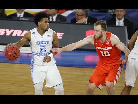 Syracuse vs. North Carolina: Game highlights