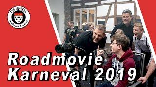 The Höösch – Road Movie 2019 – ein Blick hinter die Kulissen der Karnevalssession