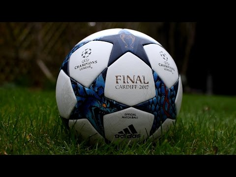 Adidas Finale Cardiff Match Ball - Unboxing and Close-Ups