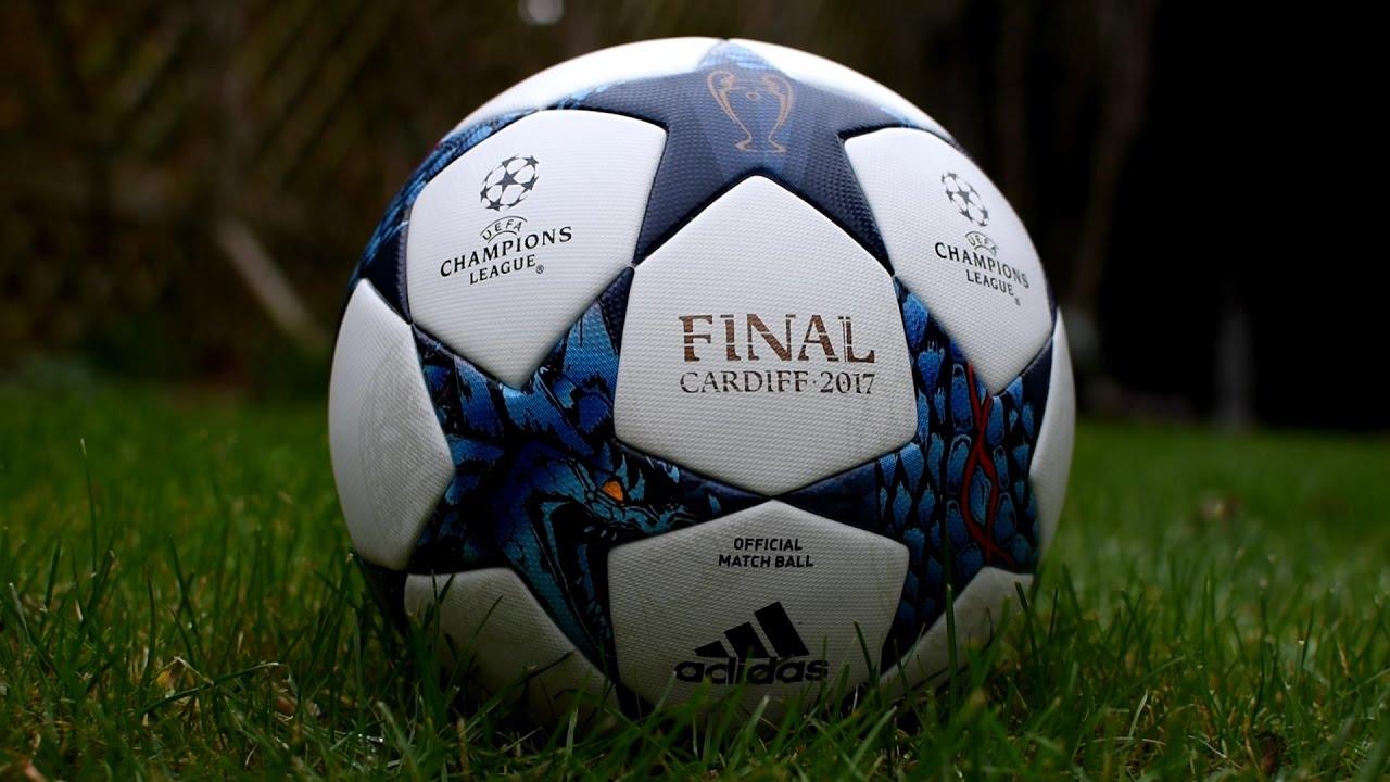 Adidas Finale Di Cardiff Con Palla Unboxing E Primi Piani Su Youtube