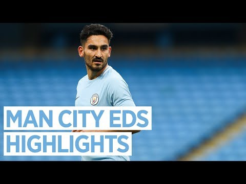 GUNDOGAN RETURNS! Man City U23s 2-2 Leicester City U23s | Highlights