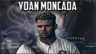 Yoan Moncada Rookie Highlights | Chicago White Sox 2B