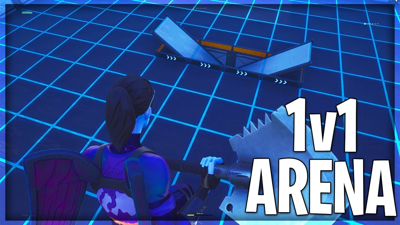 Best Creative Map for 1v1s + Code | Creative 1v1 Arena