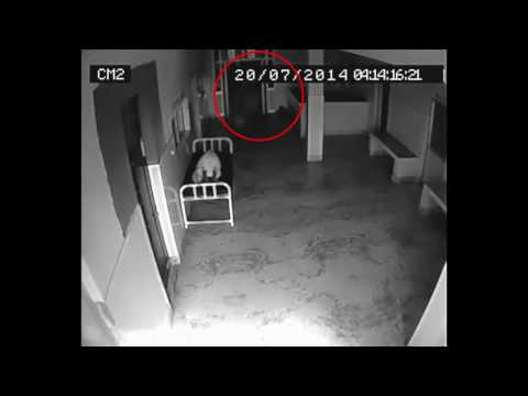 Wednesday, July 6, 2016 Ghost Coming Out Of body Caught On CCTV Camera