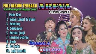Gambar cover Full Album Areva Music Hore Terbaru live Karangsari Jatiyoso 2018
