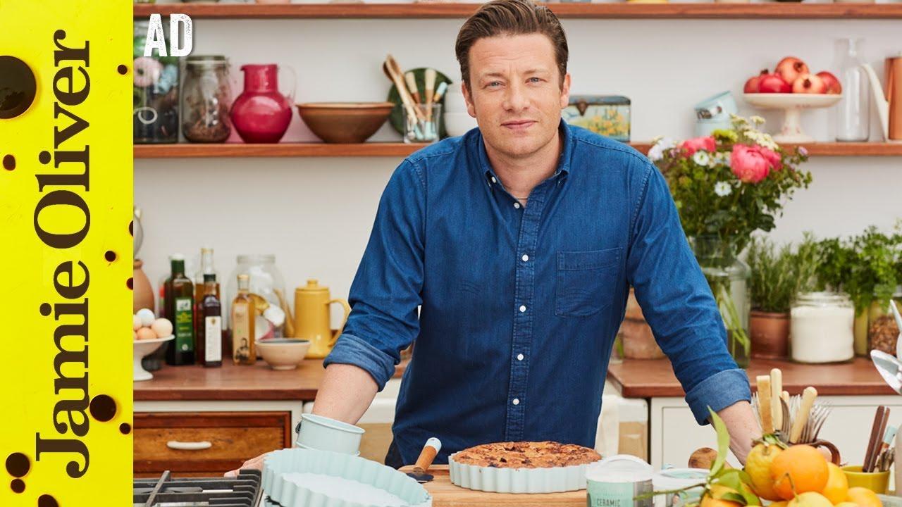 Jamie's Bakewell Tart | Jamie Oliver - AD