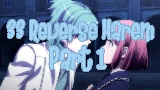 33 Reverse Harem Anime Part 1 ❤️