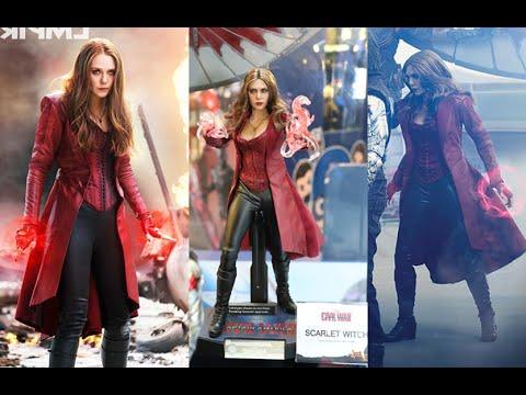 Hasil gambar untuk Scarlet Witch di Civil War