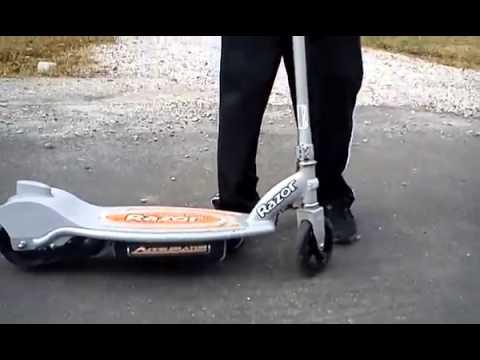Razor Scooter E90 Reveiw