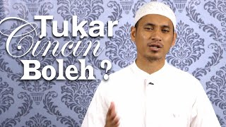 Serial Fikih Islam 2 - Episode 24: Mengenai Tukar Cincin - Ustadz Abduh Tuasikal