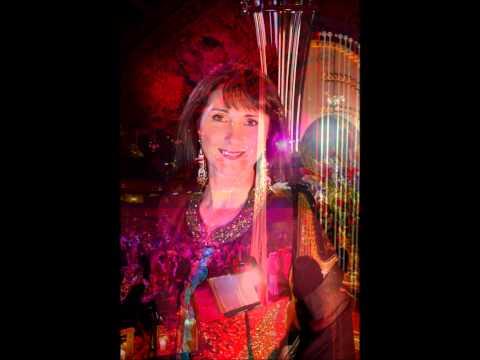 Oona Linnett - Bollywood Harpist: Tum Hi Ho - Aashiqui 2 (harp cover)
