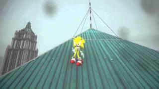Disney Cars Pixar Lightning McQueen Nursery rhyme, Spiderman, Super Sonic Part 4 HD
